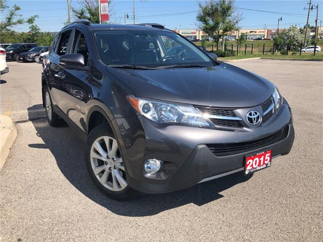 2015 Toyota RAV4 Limited (Stk: 6713) in Aurora - Image 1 of 15