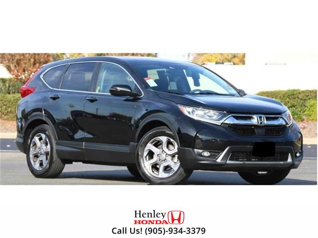 2018 Honda CR-V LEATHER | BLUETOOTH | BACK UP | HEATED SEATS (Stk: R9815) in St. Catharines - Image 1 of 1