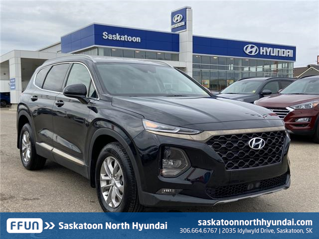 2020 Hyundai Santa Fe Preferred 2.4 w/Sun & Leather Package (Stk: 40186A) in Saskatoon - Image 1 of 17