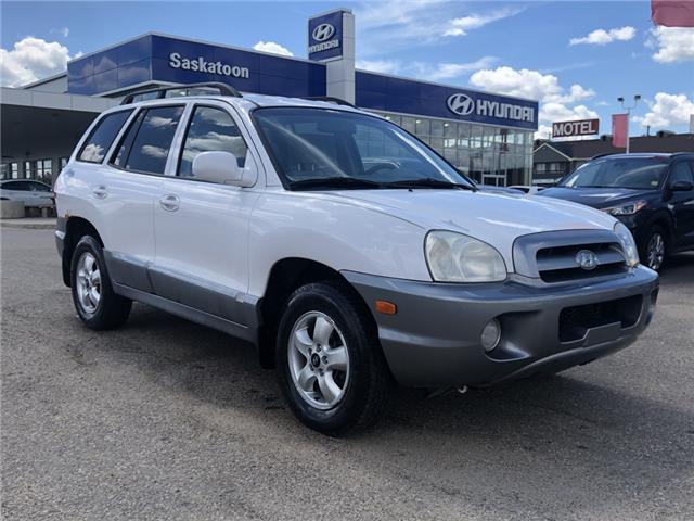 2005 Hyundai Santa Fe GL (Stk: WB7622) in Saskatoon - Image 1 of 9