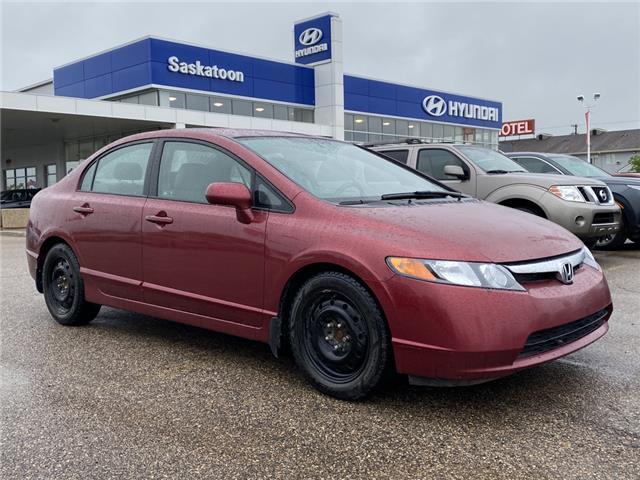 2007 Honda Civic LX (Stk: WB7624) in Saskatoon - Image 1 of 10