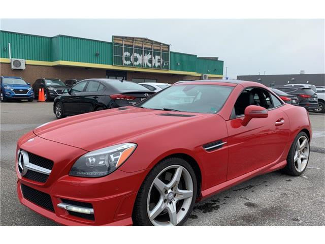 2012 Mercedes-Benz SLK350 SLK350 (Stk: p20-158) in Dartmouth - Image 1 of 3