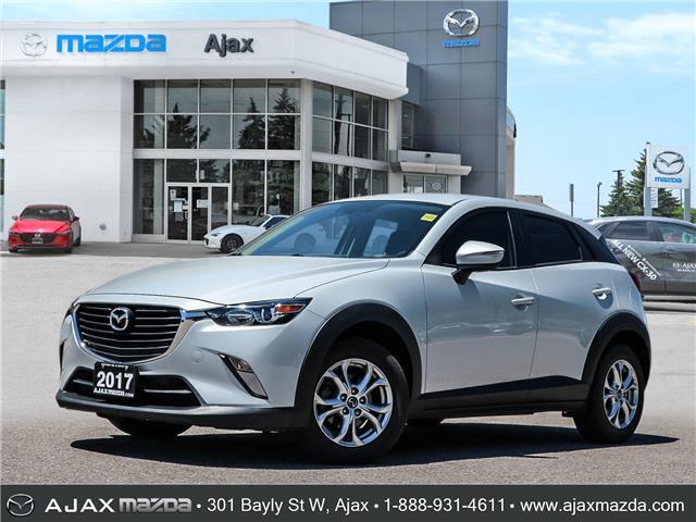 2017 Mazda CX-3 GS (Stk: P5512) in Ajax - Image 1 of 24