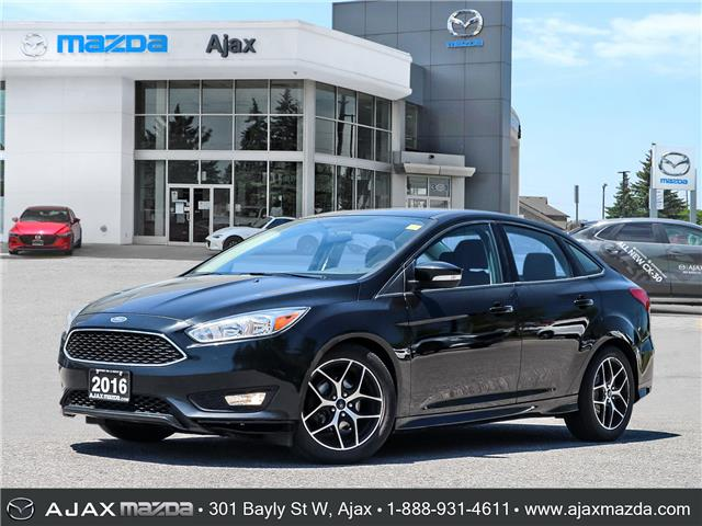 2016 Ford Focus SE (Stk: P5417A) in Ajax - Image 1 of 25