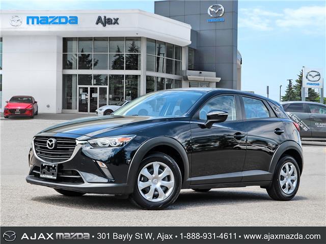 2019 Mazda CX-3 GX (Stk: 19-1046) in Ajax - Image 1 of 24