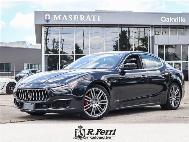 2019 Maserati Ghibli  (Stk: 540MAService Lo) in Oakville - Image 1 of 30