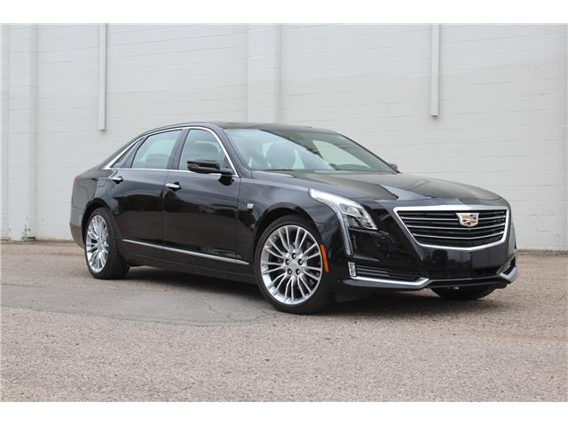 2017 Cadillac CT6 3.6L Premium Luxury (Stk: C2925) in Regina - Image 1 of 26
