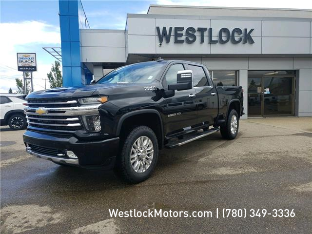 2020 Chevrolet Silverado 2500HD High Country (Stk: 20T158) in Westlock - Image 1 of 26