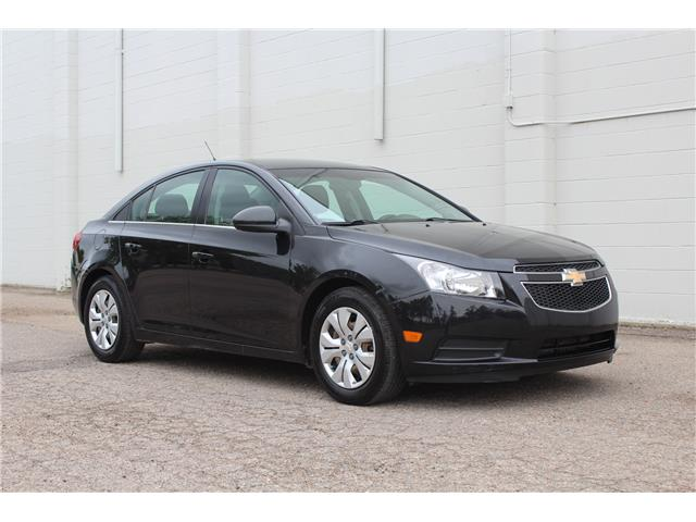 2012 Chevrolet Cruze LT Turbo (Stk: CBK2927) in Regina - Image 1 of 17