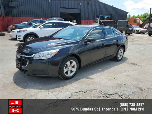 2014 Chevrolet Malibu 1LT (Stk: 6265) in Thordale - Image 1 of 7