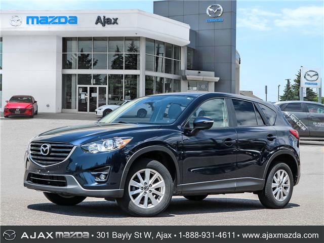 2016 Mazda CX-5 GS (Stk: P5513) in Ajax - Image 1 of 24