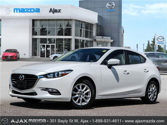2017 Mazda Mazda3 Sport GS (Stk: P5514) in Ajax - Image 1 of 25