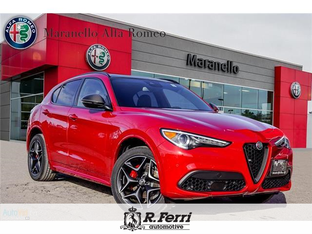 2020 Alfa Romeo Stelvio ti (Stk: 577AR) in Woodbridge - Image 1 of 21