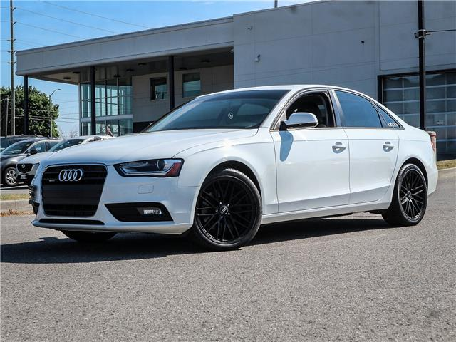 2013 Audi A4  (Stk: 20-1350A) in Ajax - Image 1 of 6