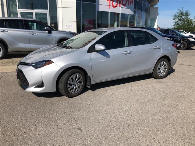 2019 Toyota Corolla LE (Stk: 318861) in Aurora - Image 1 of 12