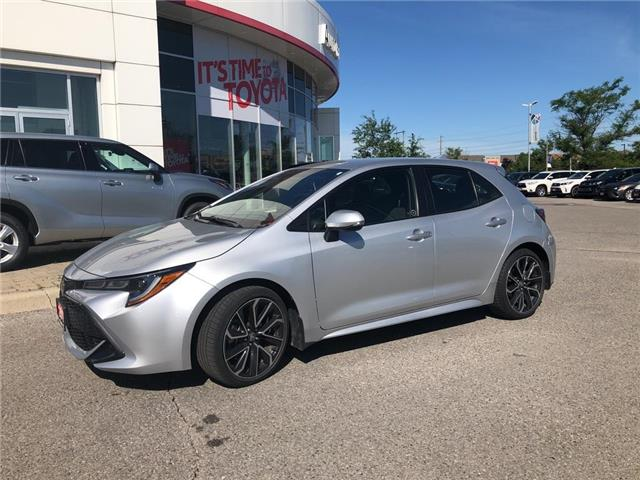 2019 Toyota Corolla Hatchback Base (Stk: 315511) in Aurora - Image 1 of 16