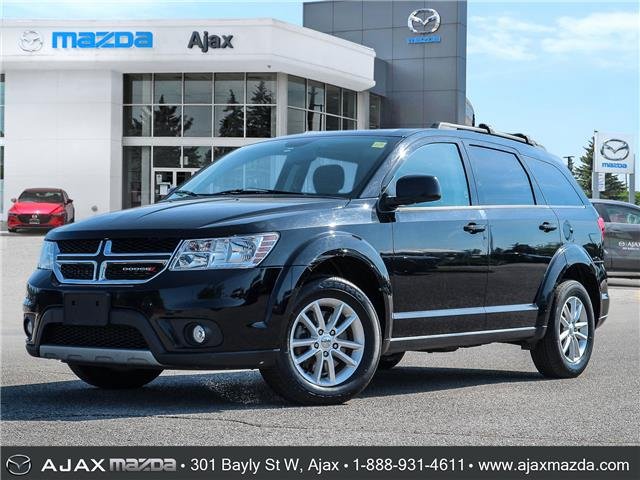 2014 Dodge Journey SXT (Stk: 19-1869A) in Ajax - Image 1 of 30