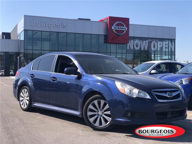 2010 Subaru Legacy 2.5 i Sport Package (Stk: 019MC5A) in Midland - Image 1 of 3
