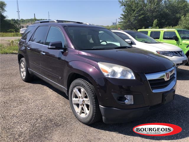 Used 2009 Saturn Outlook XR *AS-IS NOT CERTIFIED*  - Midland - Bourgeois Nissan