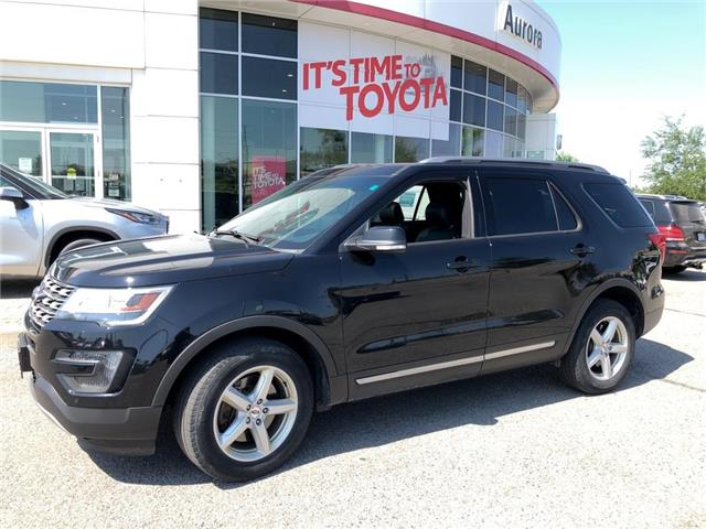 2016 Ford Explorer XLT (Stk: 318591) in Aurora - Image 1 of 20