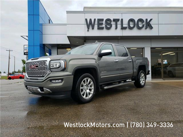 2017 GMC Sierra 1500 Denali (Stk: 20T41A) in Westlock - Image 1 of 6