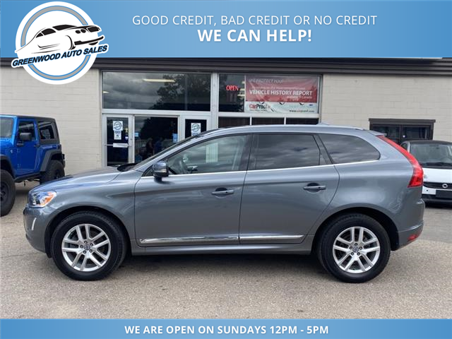 2017 Volvo XC60 T6 Drive-E Premier (Stk: 17-63488) in Greenwood - Image 1 of 26