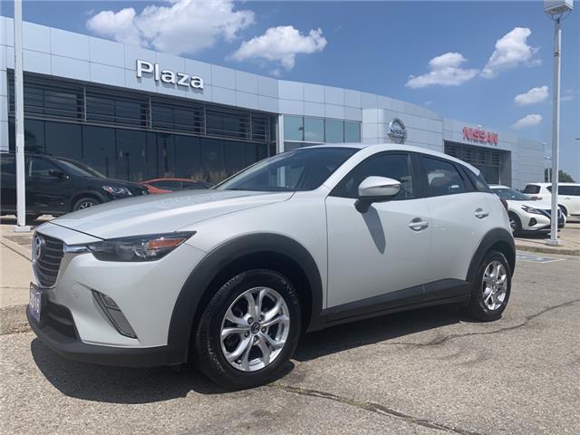 2016 Mazda CX-3 GS (Stk: U1712A) in Hamilton - Image 1 of 21
