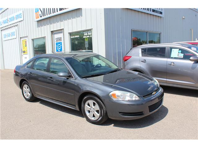 2010 Chevrolet Impala LT (Stk: CBK2930) in Regina - Image 1 of 17