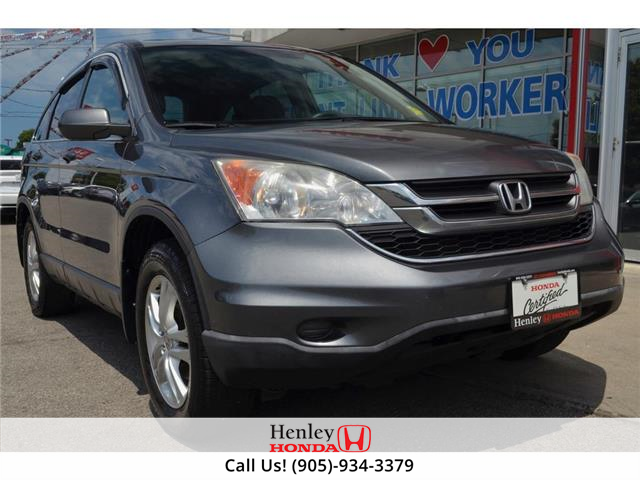 2010 Honda CR-V SUNROOF | ALLOY WHEELS | AWD (Stk: H18946A) in St. Catharines - Image 1 of 21
