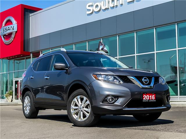 2016 Nissan Rogue SV (Stk: Y20169-1) in London - Image 1 of 22