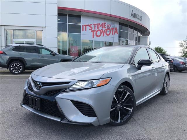 2020 Toyota Camry XSE (Stk: 31721) in Aurora - Image 1 of 16