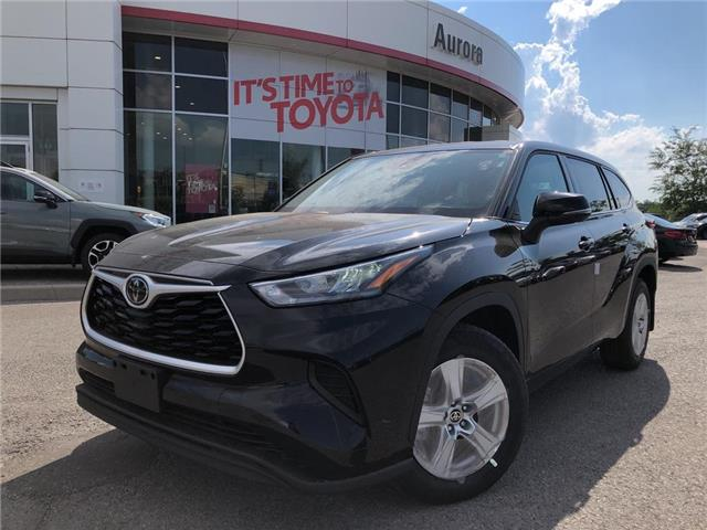 2020 Toyota Highlander LE (Stk: 31745) in Aurora - Image 1 of 15