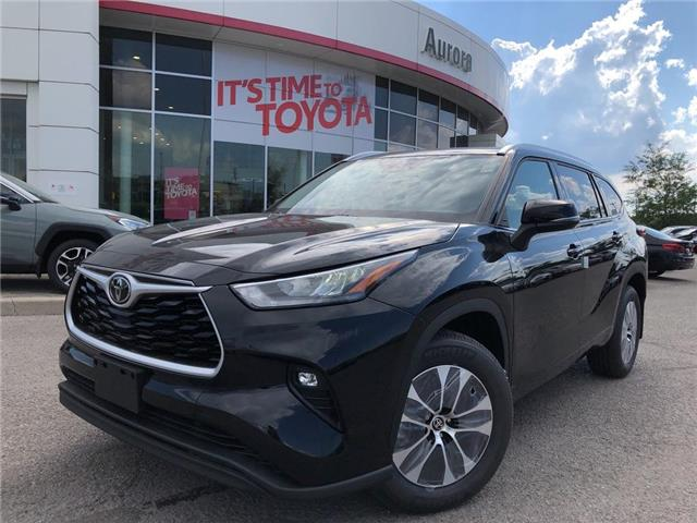 2020 Toyota Highlander XLE (Stk: 31911) in Aurora - Image 1 of 15
