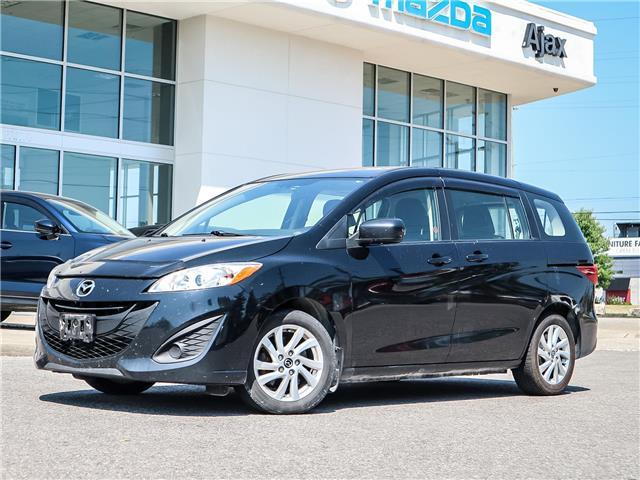 2015 Mazda Mazda5 GS (Stk: 19-1574A) in Ajax - Image 1 of 5