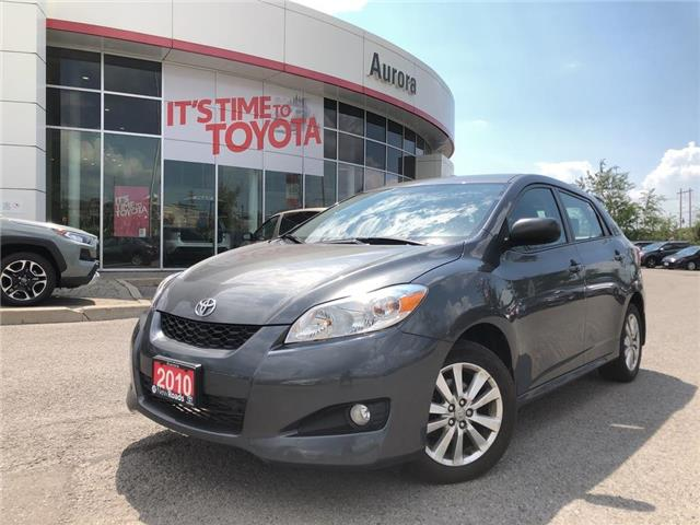 2010 Toyota Matrix Base (Stk: 316401) in Aurora - Image 1 of 20