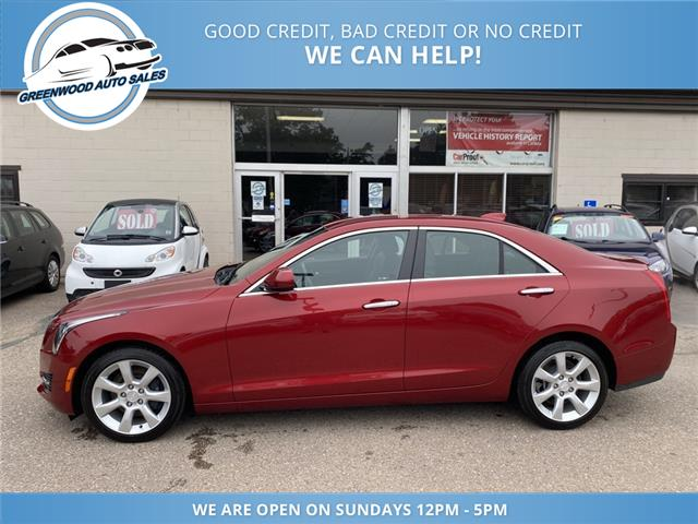 2016 Cadillac ATS 2.0L Turbo (Stk: 16-68828) in Greenwood - Image 1 of 24