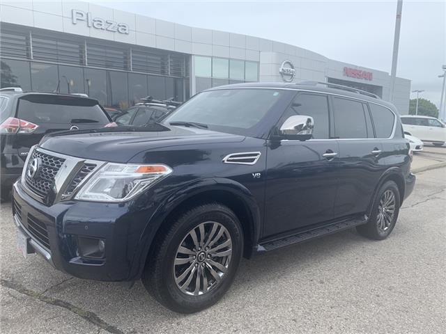 2020 Nissan Armada Platinum (Stk: A8639) in Hamilton - Image 1 of 25