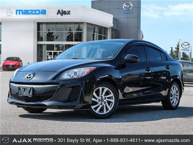 2013 Mazda Mazda3 GX (Stk: P5458A) in Ajax - Image 1 of 22