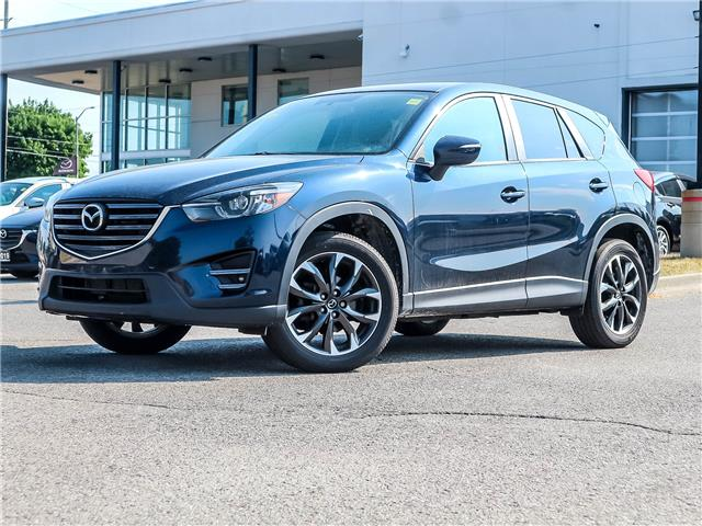 2016 Mazda CX-5 GT (Stk: P5522) in Ajax - Image 1 of 5