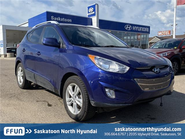 2012 Hyundai Tucson GLS (Stk: WB7615) in Saskatoon - Image 1 of 9