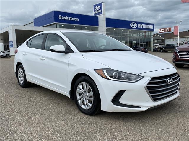 2017 Hyundai Elantra LE (Stk: B7625) in Saskatoon - Image 1 of 11