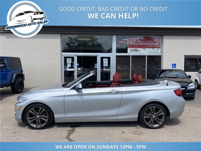 2015 BMW 228i xDrive (Stk: 15-72919) in Greenwood - Image 1 of 29