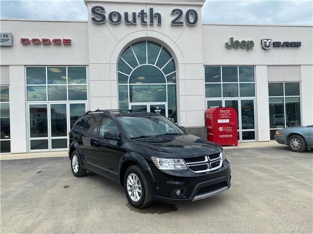 2017 Dodge Journey SXT (Stk: 32703AA) in Humboldt - Image 1 of 18