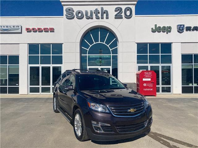 2015 Chevrolet Traverse 1LT (Stk: 40032A) in Humboldt - Image 1 of 21