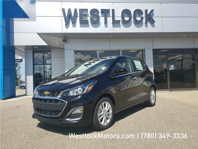 2020 Chevrolet Spark 2LT CVT (Stk: 20C6) in Westlock - Image 1 of 17