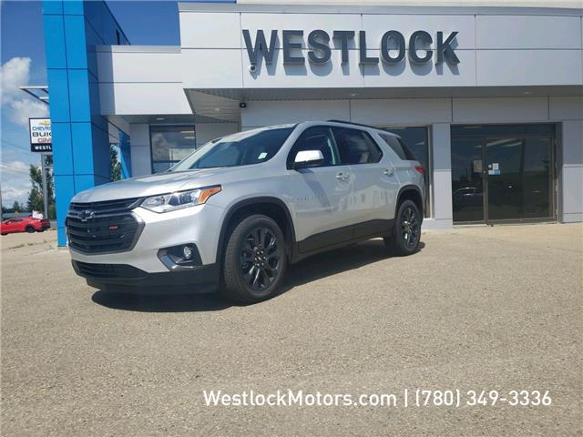 2020 Chevrolet Traverse RS (Stk: 20T155) in Westlock - Image 1 of 21