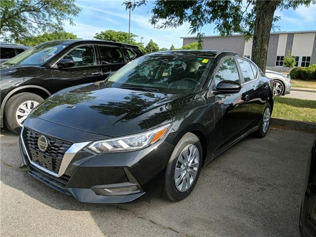 2020 Nissan Sentra S Plus (Stk: A8915) in Hamilton - Image 1 of 3