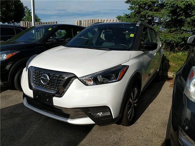 2020 Nissan Kicks SR (Stk: A8918) in Hamilton - Image 1 of 3