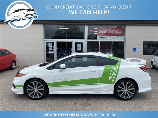 2015 Honda Civic Si (Stk: 15-00250) in Greenwood - Image 1 of 30