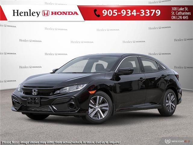 2020 Honda Civic LX (Stk: H18532) in St. Catharines - Image 1 of 23